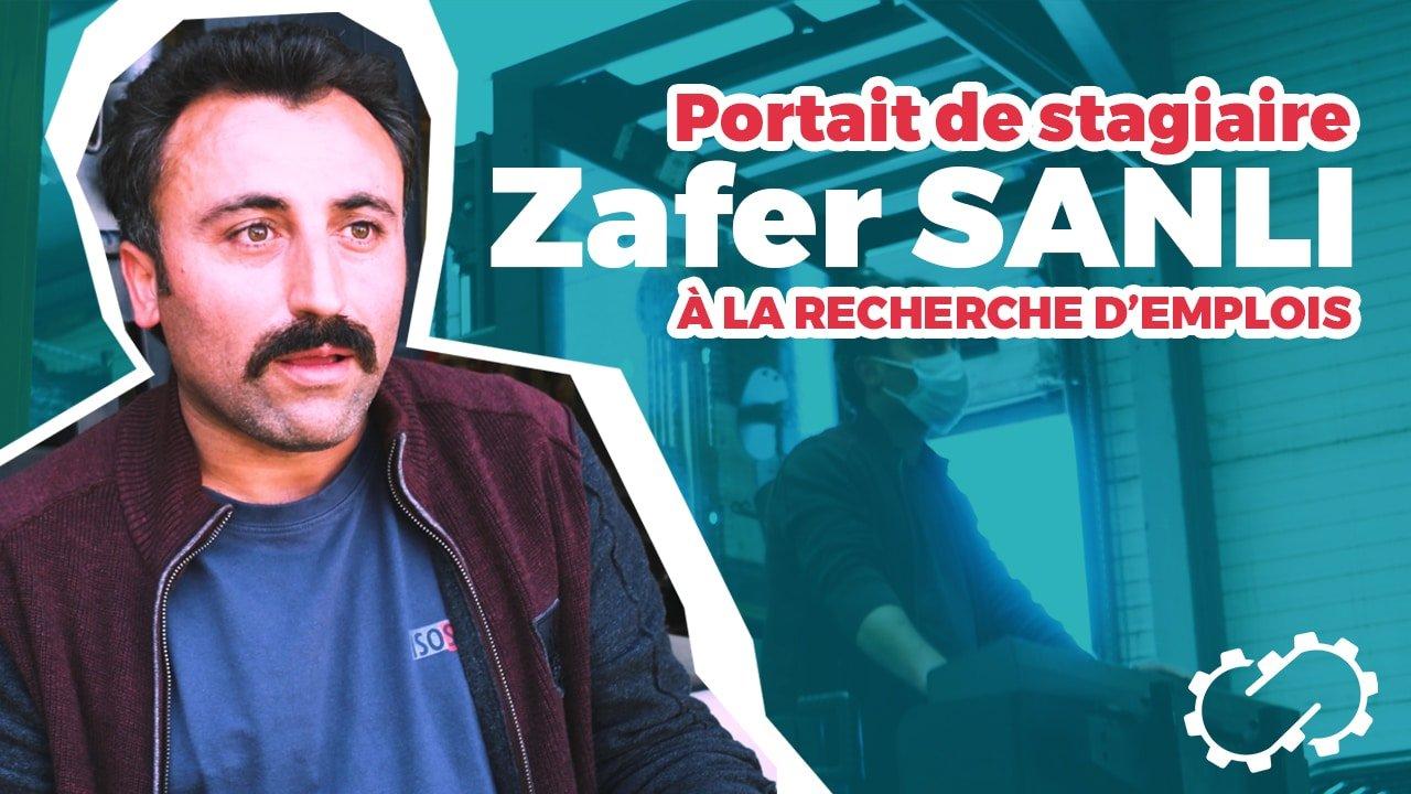 Miniature portrait stagiaire Zafer Sanli