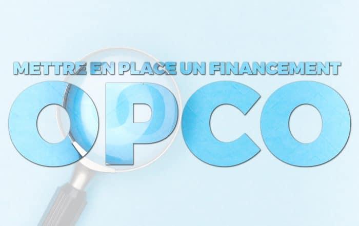 Mettre en place le financement grâce aux OPCO