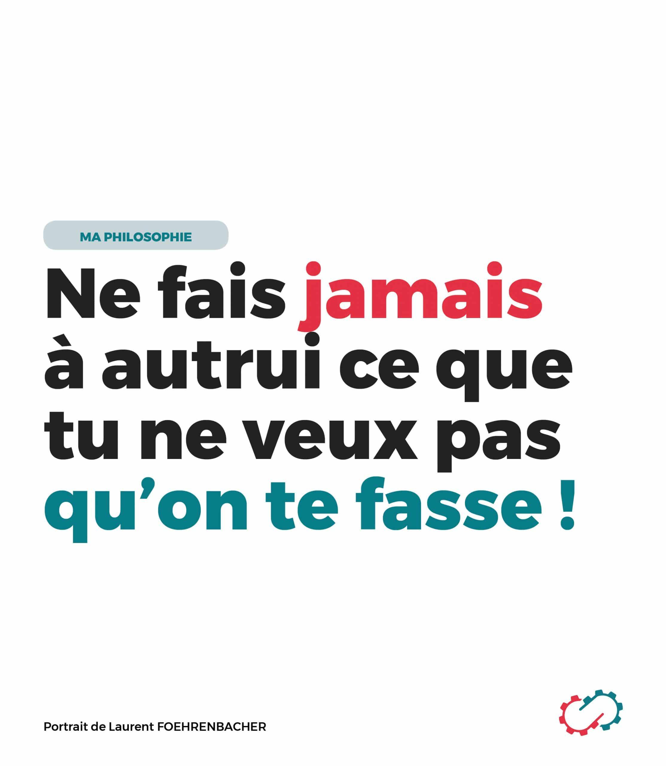 Philosophie Laurent