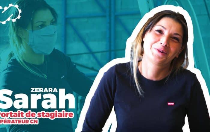 Miniature Article Sarah ZERARA