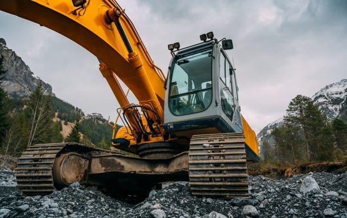 Fiche Métier : Chauffeur engins de chantier