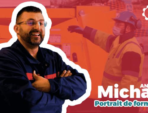 Portrait de Formateur | Michael • Chariots Élévateurs • Ponts roulants • Nacelles PEMP