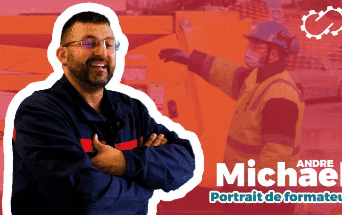 Miniature Portrait Michael