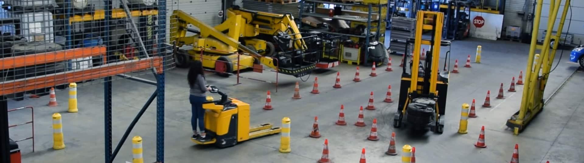 Formation Cariste CACES R489 Chariots Automoteurs proche de Mulhouse