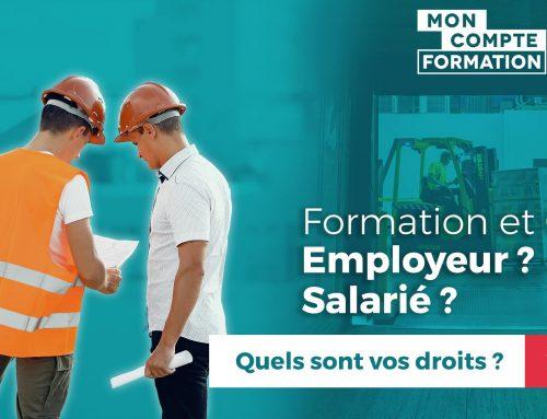 Formation et CPF, quels sont les droits de l'employeur et du salarié ?