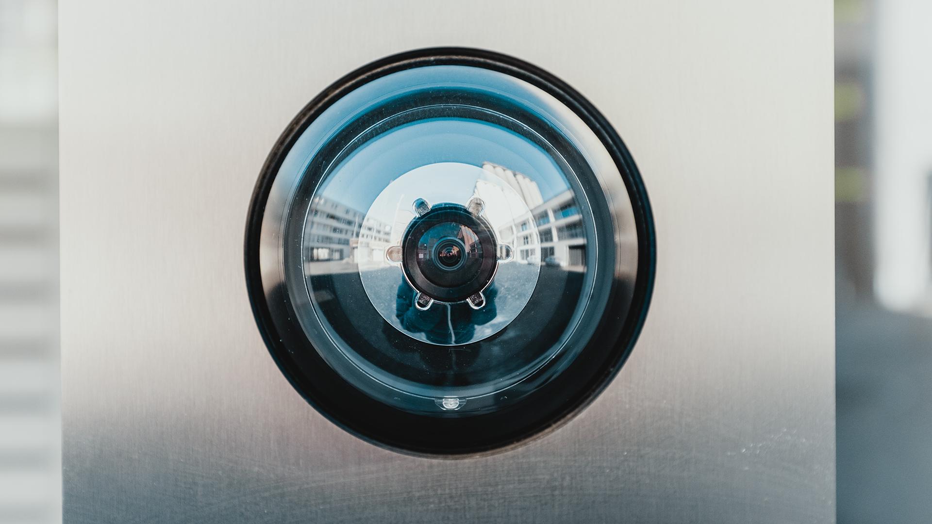 Caméra de détection de piéton sur les chariots
