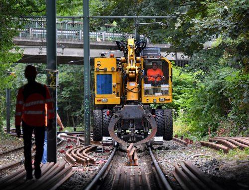 Formation Pelles Rail Route, CACES R482 Engins de chantier