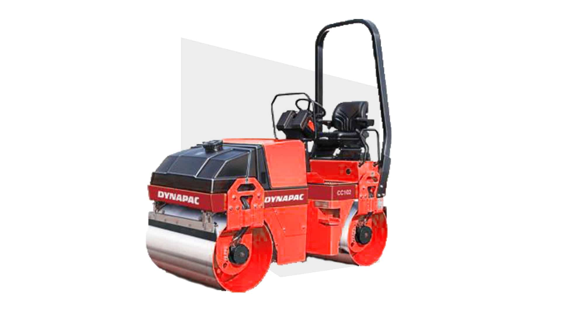Illustration du Compacteur Dynapac 4,5 Tonnes disponible à la location dans votre agence proche de Mulhouse