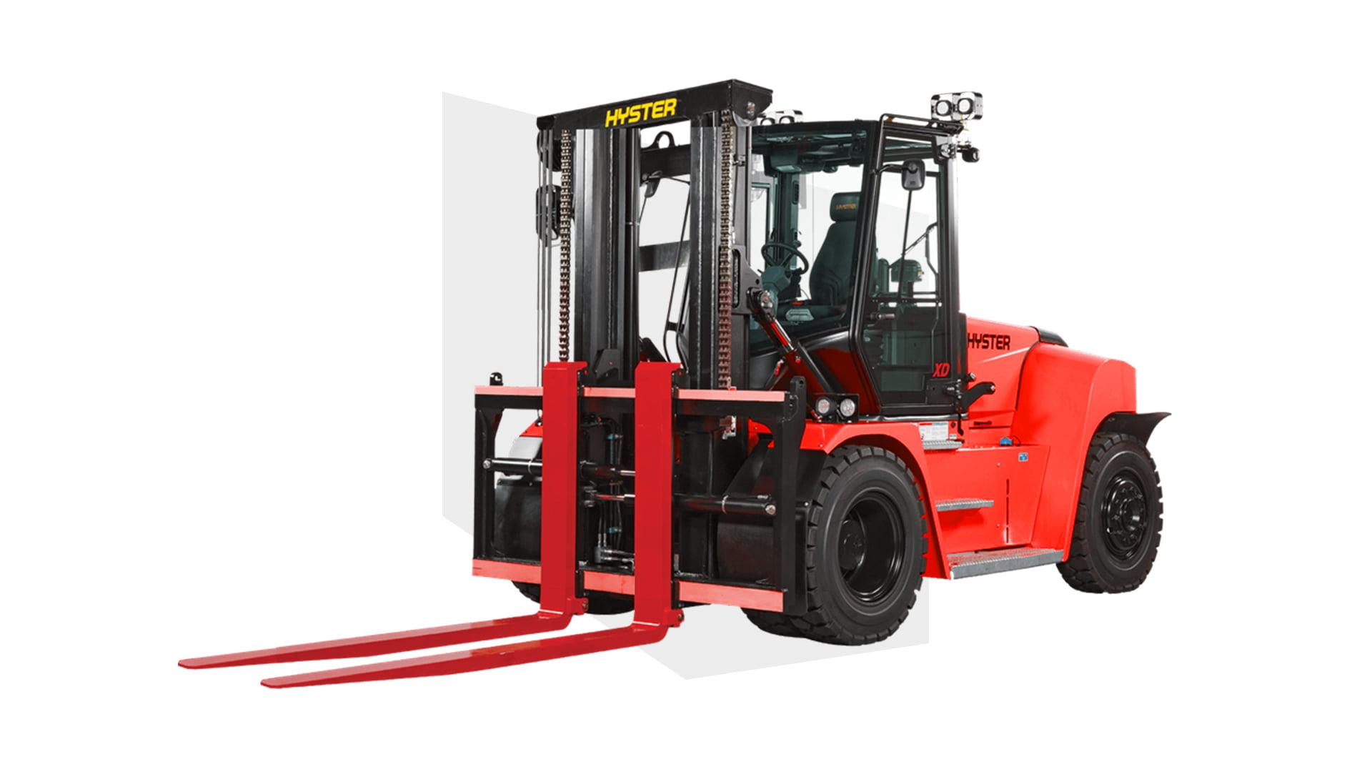 Illustration du Chariot Élévateur d'une capacité de 7 Tonnes disponible à la location dans votre agence proche de Mulhouse
