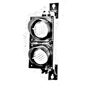 Illustration de feux de signalisation, accessoire utile pour les quais de chargement dans la prévention des risques d'accident liés au chargement / déchargement